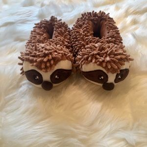 Other - NWOT Sloth Slippers-Youth 11-12